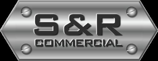S&R Commercial Logo